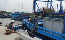 Phú Yên: Trời lặng trước khi bão số 5 vào