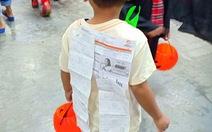Hóa trang Halloween kinh dị nhất: hóa đơn điện nước