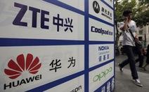 Mỹ xin ngân sách gần 2 tỉ USD để xóa sổ thiết bị của Huawei, ZTE