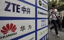 Mỹ công bố 5 siêu công ty của Trung Quốc vào nhóm đe dọa an ninh quốc gia