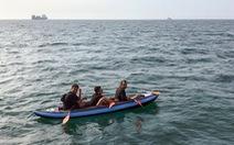 Con đường chết chóc tìm miền đất hứa - Kỳ 3: Liều mạng vượt biển sang Anh