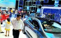 Tịch thu xe Volkswagen có 'đường lưỡi bò', phạt tiền nhà nhập khẩu, trưng bày xe