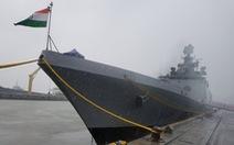 Tàu Hải quân Ấn Độ thăm Đà Nẵng