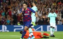Suarez rực sáng, Barca thắng ngược Inter tại Nou Camp