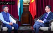 Việt Nam sẽ nêu tình hình Biển Đông trong đối thoại an ninh với Ấn Độ