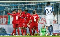 Bayern Munich vất vả hạ 10 cầu thủ Bochum ở Cúp quốc gia Đức