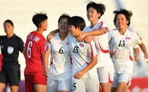 Việt Nam vẫn xếp trên Úc sau trận thua Triều Tiền 0-3