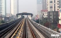 Đường sắt Nam Thăng Long - Trần Hưng Đạo chậm 12 năm, đội vốn 16.000 tỉ