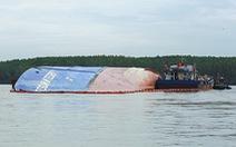 Đề nghị giảm giá dịch vụ cho tàu phải giảm tải do tàu container chìm ở Cần Giờ