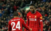 Liverpool loại Arsenal khỏi Cúp liên đoàn sau cuộc rượt đuổi tỉ số kinh điển