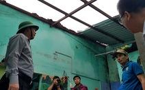 Bình Định ban bố tình trạng khẩn cấp kè biển Nhơn Hải sau bão số 5