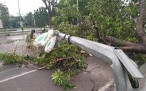 900.000 hộ dân miền Trung mất điện do bão số 5