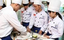 Nghề Bếp: Dễ học, dễ kiếm việc làm