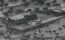 Mỹ công bố video cuộc đột kích căng thẳng tiêu diệt thủ lĩnh tối cao IS