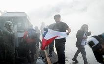 Tấm vé tàu gây… biểu tình ở Chile