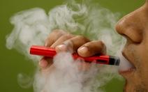 18 người chết, hơn 1.000 người mắc bệnh phổi do thuốc lá điện tử tại Mỹ