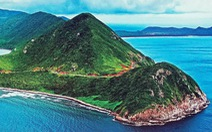 Lộng lẫy và choáng ngợp biển đảo từ trên cao của Giản Thanh Sơn