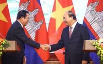 Thủ tướng Hun Sen cảm ơn Việt Nam đánh đổ chế độ diệt chủng, hồi sinh Campuchia