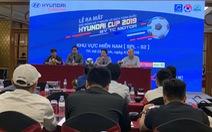 Giải bóng đá 7 người lần đầu thi đấu toàn quốc