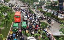 Từ ngày 5-10, chính thức đóng nút giao ngay cầu Sài Gòn