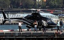 Uber triển khai dịch vụ 'taxi bay' ở New York