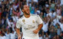 Hazard ghi bàn thắng đầu tiên ở La Liga giúp Real Madrid xây chắc ngôi đầu