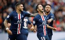 Đè bẹp Angers, PSG vững vàng ngôi số 1