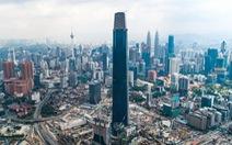 Vượt mặt Landmark 81, tòa tháp ở Malaysia cao nhất Đông Nam Á
