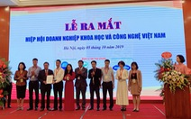 Doanh nghiệp khoa học và công nghệ Việt Nam thành lập hiệp hội