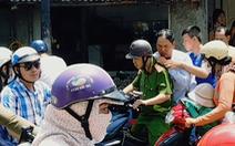 Video: Dùng đũa đâm người trọng thương sau va chạm giao thông