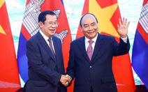 Việt Nam - Campuchia:  Vun đắp tương lai