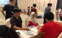Lãnh sự quán 4 nước ASEAN tại TP.HCM tổ chức hiến máu nhân đạo