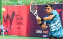 Lý Hoàng Nam đoạt á quân Giải ITF World Tennis Tour M25