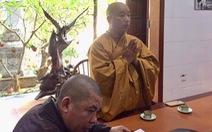 Xử lý tài sản của sư Thích Thanh Toàn: 'Nếu thầy Toàn còn nợ tiền đất thì sao?'