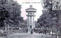 Nước ở Sài Gòn: Từ tháp nước đến phông-tên nước