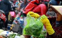 Thải bỏ 228 tấn nilông mỗi ngày, nhưng TP.HCM kê khai nộp thuế ngày càng giảm