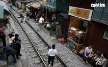 Hà Nội yêu cầu xử lý dứt điểm 'cà phê đường tàu' trước 12-10
