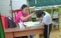 UBND TP.HCM chỉ đạo xử lý nghiêm vụ cô giáo đánh học sinh