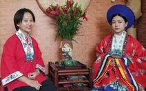 Thổi luồng gió mới cho cổ phục Việt