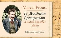 Phát hành 9 truyện ngắn chưa từng công bố của Marcel Proust