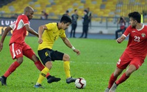 'Hổ Mã Lai' như mọc thêm cánh nhờ cầu thủ nhập tịch