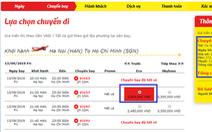 Việc niêm yết giá vé máy bay: minh bạch và tránh gây nhầm lẫn