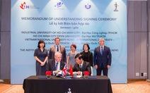 Đại học Công nghiệp TP.HCM ký kết biên bản hợp tác với ICAEW