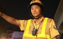 Bộ Công an đề xuất người dân được ghi hình giám sát cảnh sát giao thông