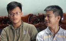 Những chàng trai bền chí trong mùa trao học bổng 'Tiếp sức đến trường'