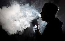 Nghiên cứu đầu tiên chỉ ra sự liên kết giữa thuốc lá điện tử và ung thư phổi