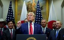 Rút quân khỏi Syria, ông Trump bị tố 'đem con bỏ chợ'