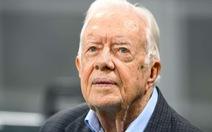 Cựu tổng thống Carter khuyên ông Trump 'tweet ít lại, nói thật nhiều hơn'