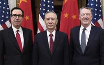Chưa gặp đoàn đàm phán Mỹ, đoàn Trung Quốc đã muốn về nước sớm