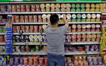 Kinh tế chững lại, mì gói bùng nổ ở Trung Quốc